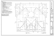 Roof Framing Plans