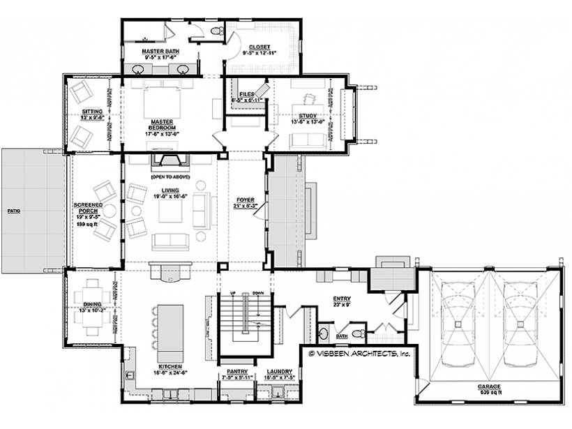 How to read floor plans eplans blueprint picture malvernweather Choice Image